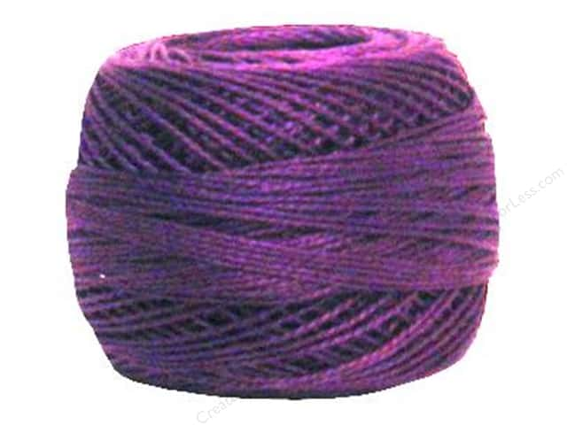 DMC Pearl Cotton Ball Size 8 #550 Very Dark Violet (10 balls)