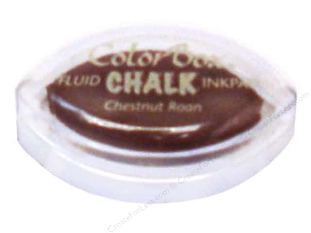 ColorBox Fluid Chalk Ink Pad Cat's Eye Chestnut Roan