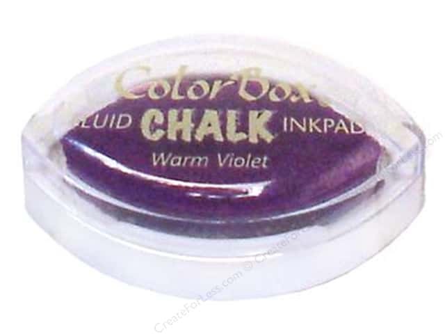 ColorBox Fluid Chalk Ink Pad Cat's Eye Warm Violet