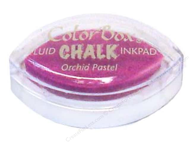 ColorBox Fluid Chalk Ink Pad Cat's Eye Orchid Pastel