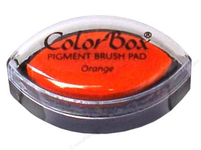 ColorBox Pigment Ink Pad Cat's Eye Orange