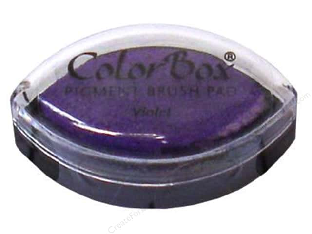 Colorbox Cat's Eye Pigment Inkpad Violet
