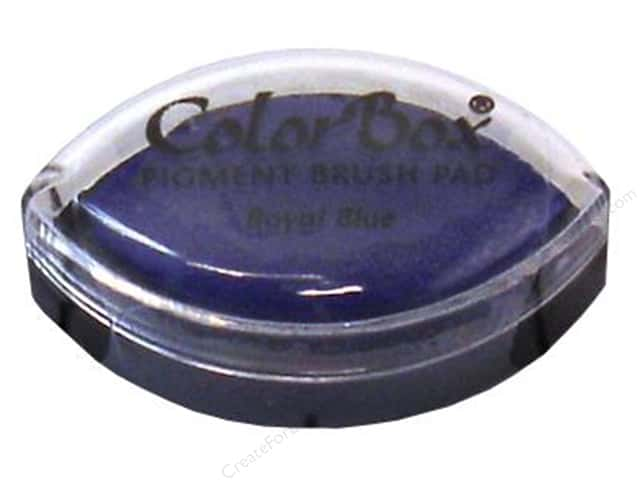 Colorbox Cat's Eye Pigment Inkpad Royal Blue
