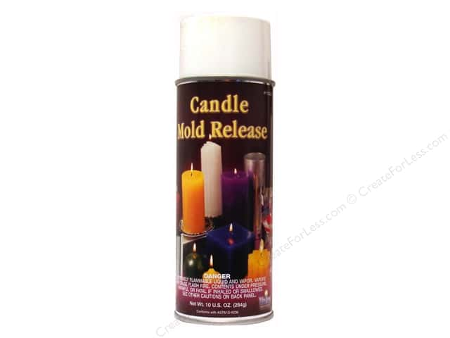 Yaley Candle Mold Release Spray 10 oz.