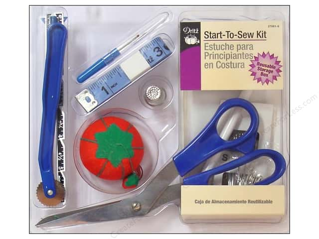 Start-To-Sew Kit by Dritz