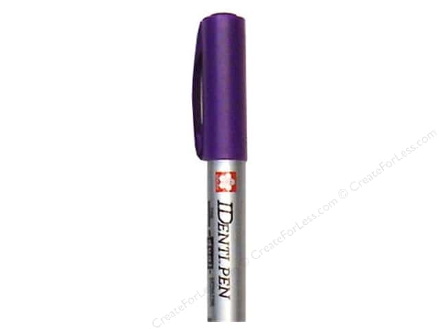 Sakura Identi-Pen Permanent Marker Dual Point Purple