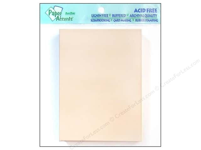 3 1/2 x 5 in. Envelopes by Paper Accents 25 pc. #119 Cream