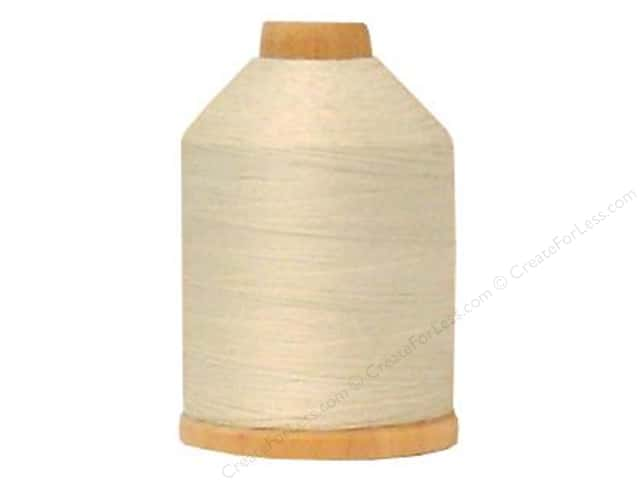 YLI 100% Cotton Quilting Thread 1000 yd. #01 Natural