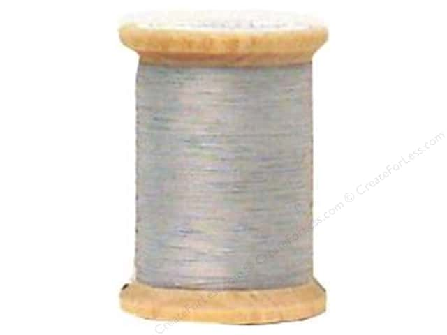 YLI Cotton Quilting Thread 400 yd. #011 Grey