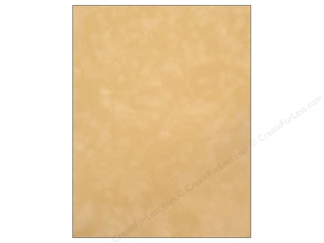 SEI Velvet Paper 8 1/2 x 11 in. Toast (12 sheets)
