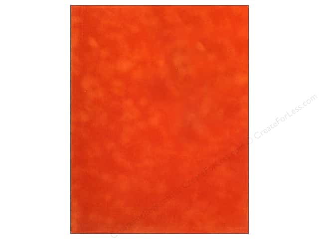 SEI Velvet Paper 8 1/2 x 11 in. Rust (12 sheets)