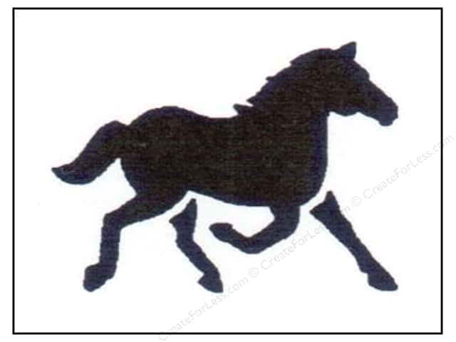 StenSource Painting Stencil Running Horse