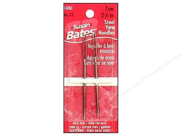 Susan Bates Needles Steel  2.75""
