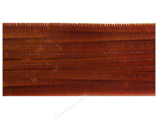 Chenille Stems by Accents Design 6 mm x 12 in. Brown 25 pc. (3 packages)