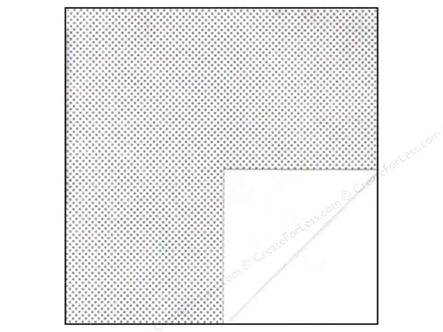 Bo Bunny 12 x 12 in. Paper Double Dot Collection Sugar Dot
