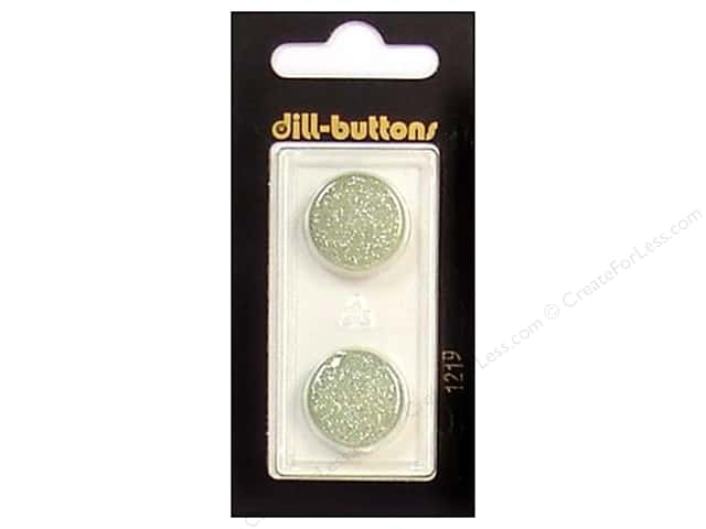 Dill Shank Buttons 11/16 in. Light Green #1219 2 pc.