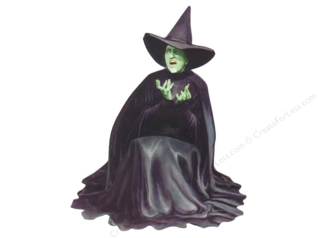 Paper House Diecut Blank Card Oz - Wicked Witch