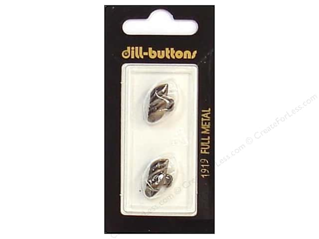 Dill Shank Buttons 11/16 in. Antique Gold #1919 2pc.