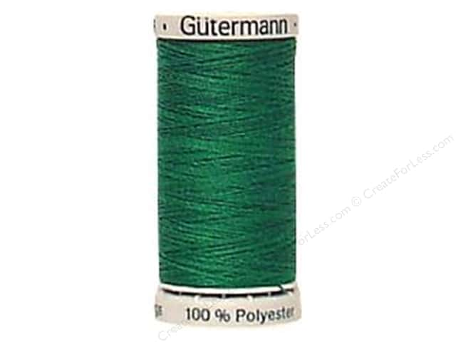 Gutermann Extra Strong Polyester Upholstery Thread 109 yd. Grass Green