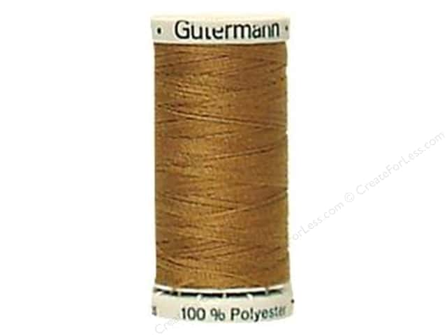 Gutermann Extra Strong Polyester Upholstery Thread 109 yd. Mink Brown