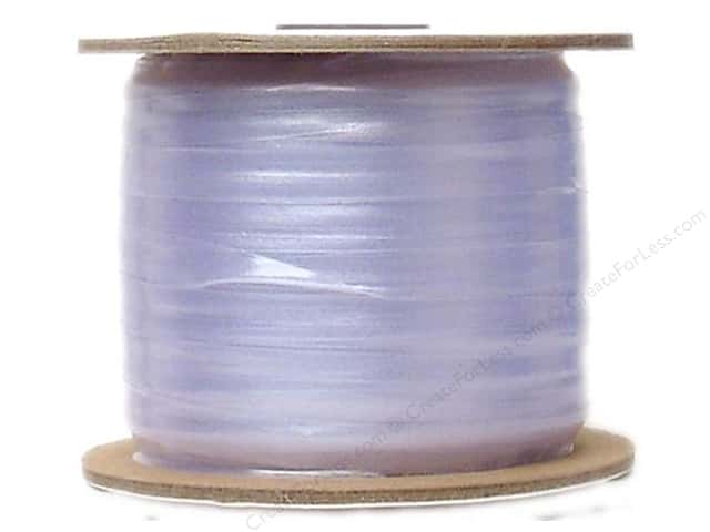 Conrad Jarvis Clear Elastic Reel 3/8 in x 300 yd Clear (300 yards)