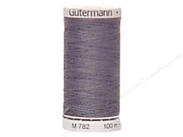 Gutermann Extra Strong Polyester Upholstery Thread 109 yd. Rail Grey