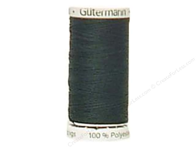 Gutermann Extra Strong Polyester Upholstery Thread 109 yd. Forest Green