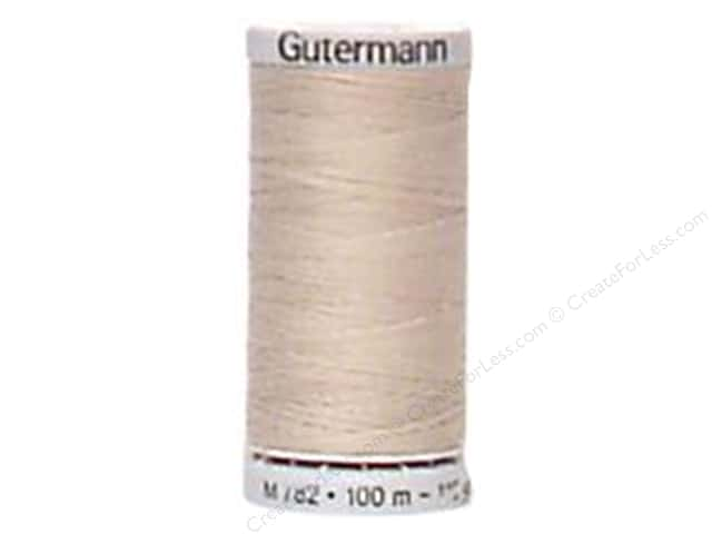 Gutermann Extra Strong Polyester Upholstery Thread 109 yd. Sand