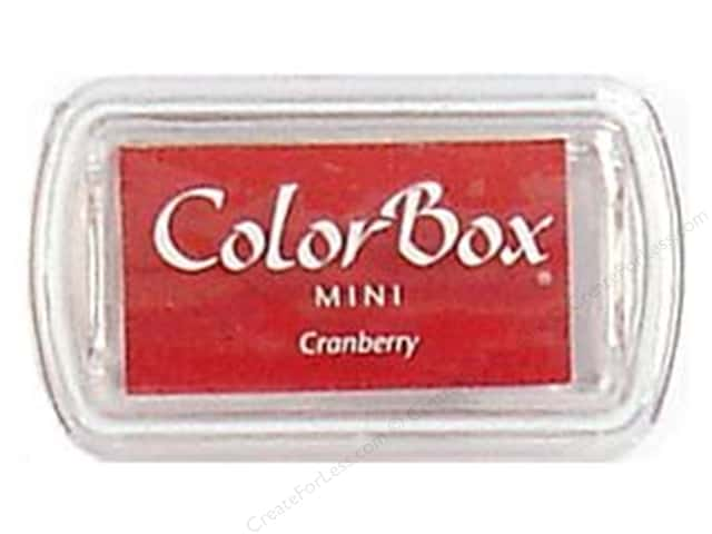 Colorbox Mini Pigment Inkpad Cranberry