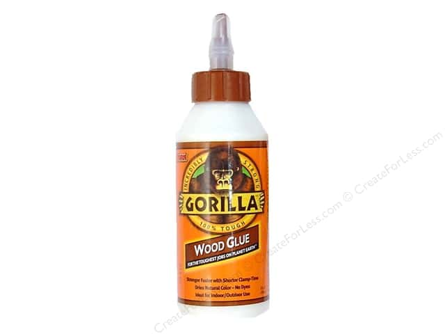 Gorilla Glue Wood 8 oz