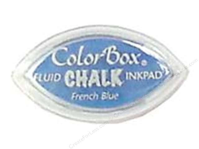 ColorBox Fluid Chalk Ink Pad Cat's Eye French Blue