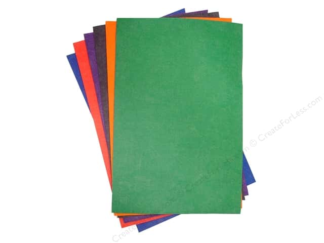National Nonwovens WoolFelt 12 x 18 in. 35% Spirited Frost (10 sheets)