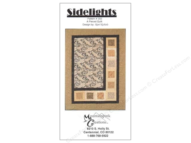 Mountainpeek Creations Sidelights Pattern