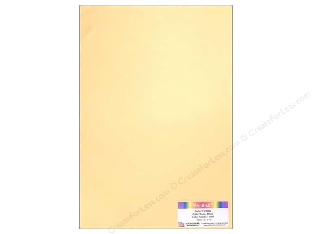 National Nonwovens WoolFelt 12 x 18 in. 20% Blush (10 sheets)