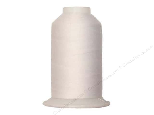 Gutermann Premium Serger Thread 1000m White