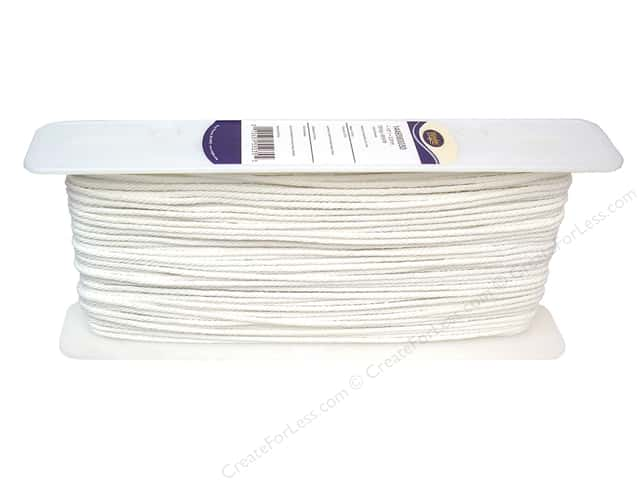 Wrights Cable Cord 1/8 in. White