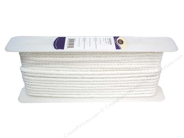 Wrights Cable Cord 5/16 in. White