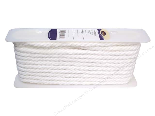 Wrights Cable Cord 1/2 in. White