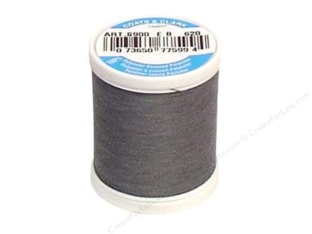 Coats & Clark Dual Duty XP All Purpose Thread 125 yd. #620 Slate