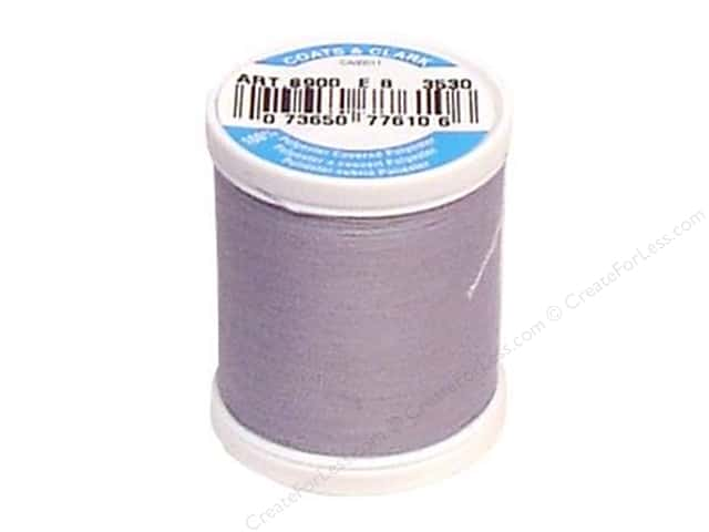 Coats & Clark Dual Duty XP All Purpose Thread 125 yd. #3530 Lilac