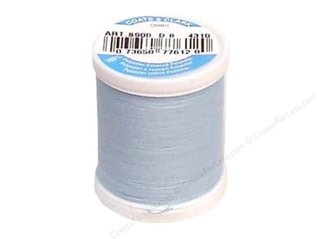 Coats & Clark Dual Duty XP All Purpose Thread 125 yd. #4310 Icy Blue