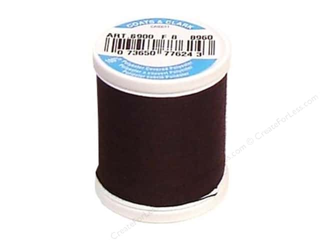 Coats & Clark Dual Duty XP All Purpose Thread 125 yd. #8960 Chona Brown