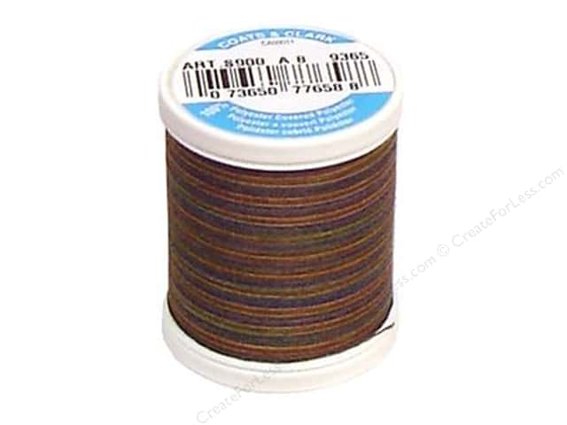 Coats & Clark Dual Duty XP All Purpose Thread 125 yd. #9365 Teaberries