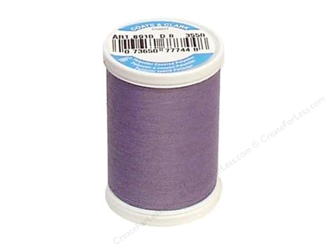 Coats & Clark Dual Duty XP All Purpose Thread 250 yd. #3550 Lavender