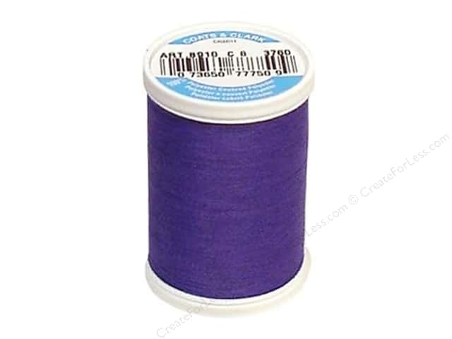 Coats & Clark Dual Duty XP All Purpose Thread 250 yd. #3760 Light Purple