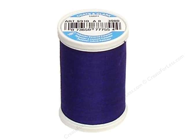 Coats & Clark Dual Duty XP All Purpose Thread 250 yd. #3980 Marine