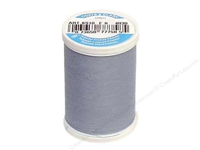 Coats & Clark Dual Duty XP All Purpose Thread 250 yd. #4030 Cielo Blue