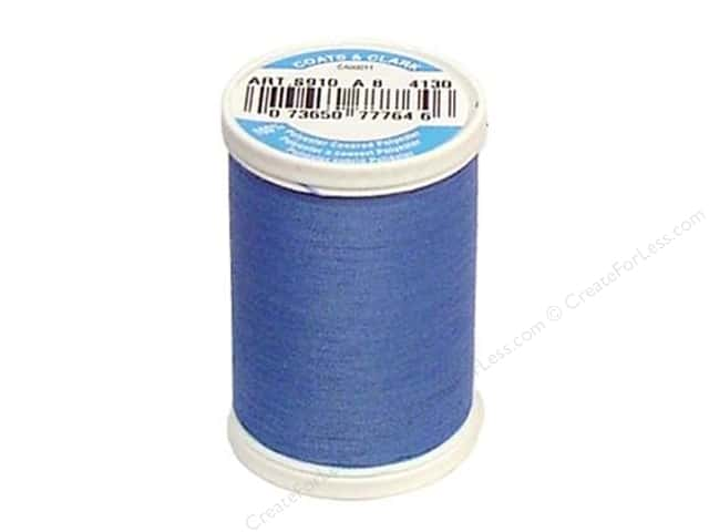 Coats & Clark Dual Duty XP All Purpose Thread 250 yd. #4130 Cornflower