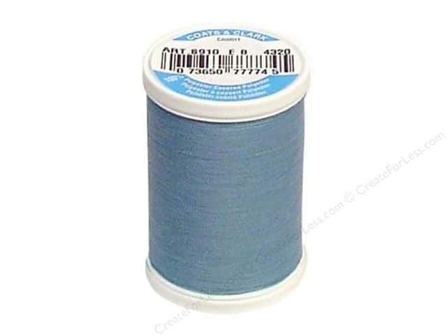 Coats & Clark Dual Duty XP All Purpose Thread 250 yd. #4320 Blue