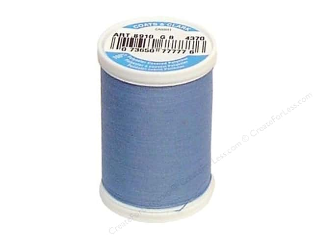 Coats & Clark Dual Duty XP All Purpose Thread 250 yd. #4370 Medium Blue